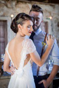 Robe de marié 42