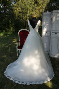 Robe de mariées 42