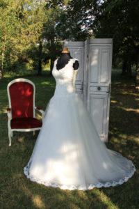Robe de mariée Sury