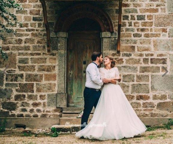 Robe de mariée sur mesures