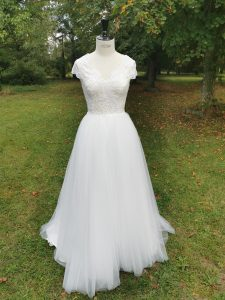 Robe mariée dans la Loire