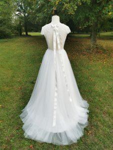 Robe de mariée Roséglantine